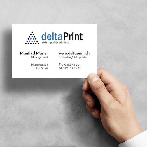 Visitenkarten Druckerei